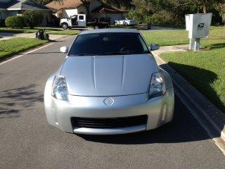 2003 Nissan 350z$7500