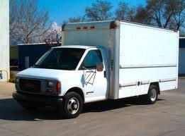 Cube Truck/ 10 Foot Cargo Van